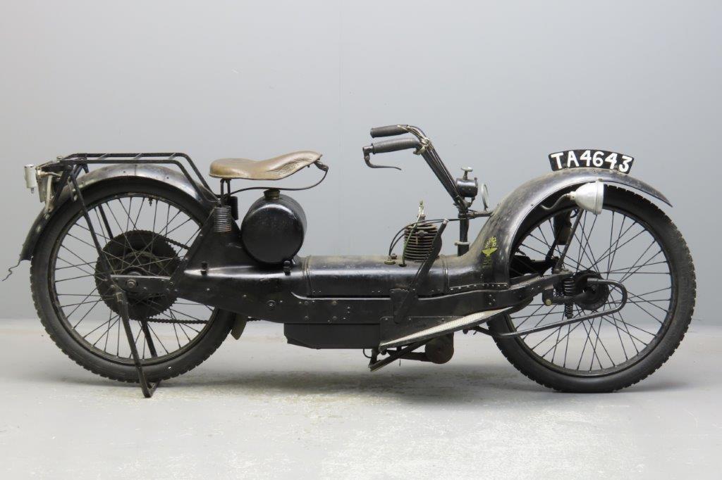 Neracar 1922 model A 211cc 1cyl ts  2909