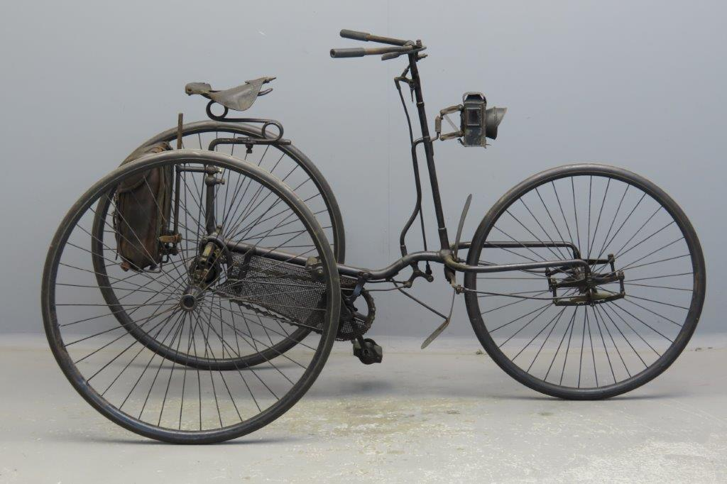 Quadrant 1889 Tricycle