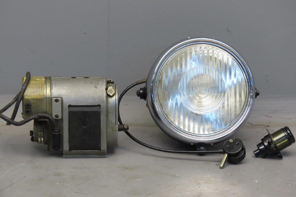 Bosch lighting set