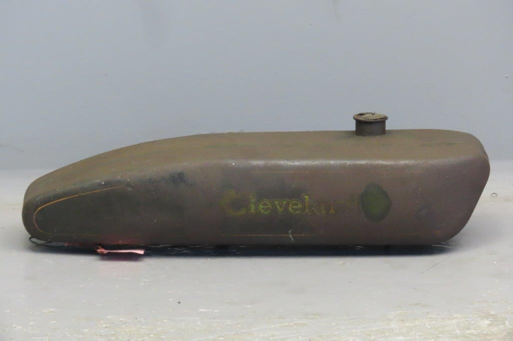 Cleveland Fuel tank