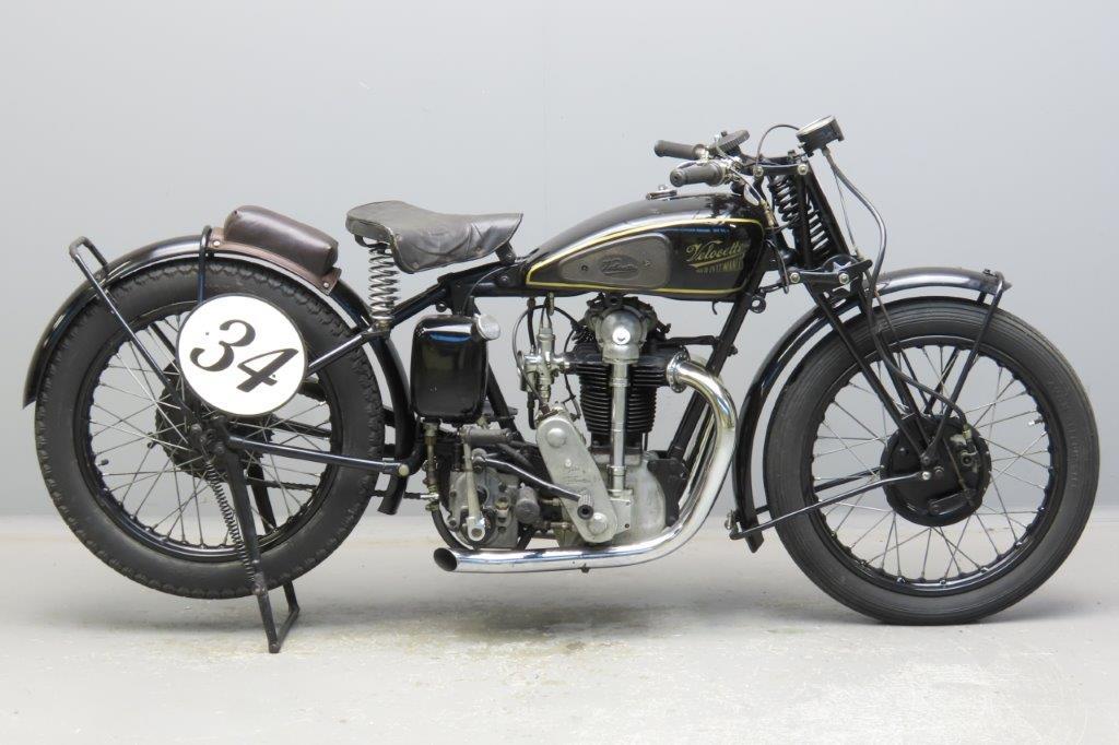 Velocette 1930 KTP 350cc 1 cyl ohc  2910