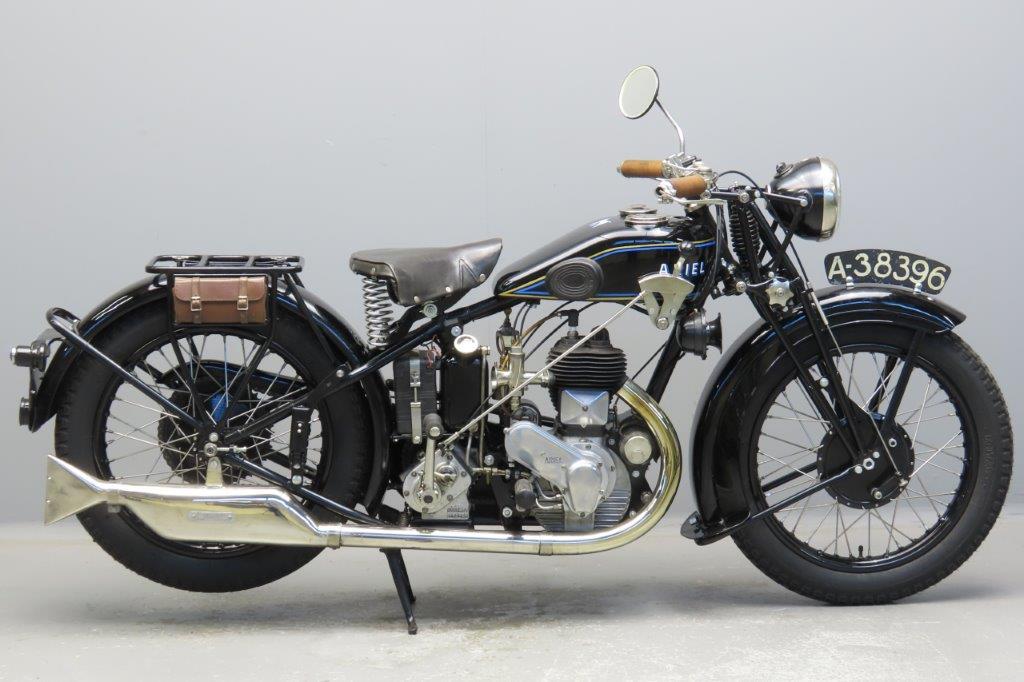 Ariel 1929 Model A 557cc 1 cyl sv  2911