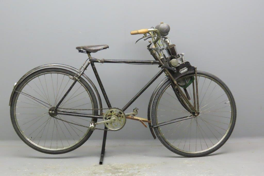 Cyclotracteur 1919 108 cc aiv  2911