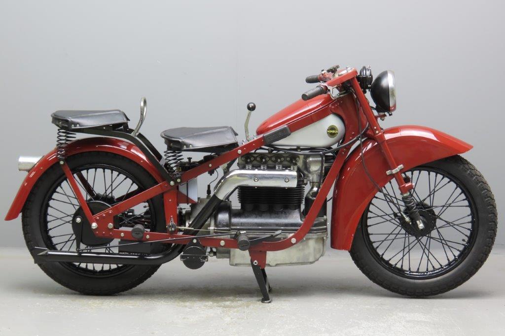 Nimbus 1938 Model C 746cc 4 cyl OHC  2911
