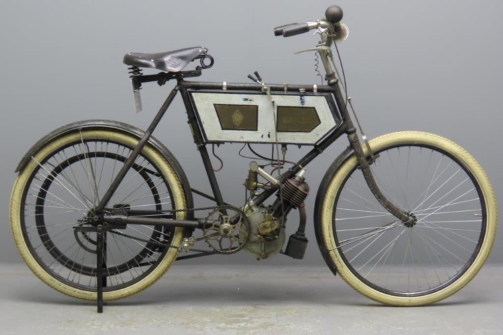 Rothwell 1903 2 hp 269cc 1 cyl aiv   2911
