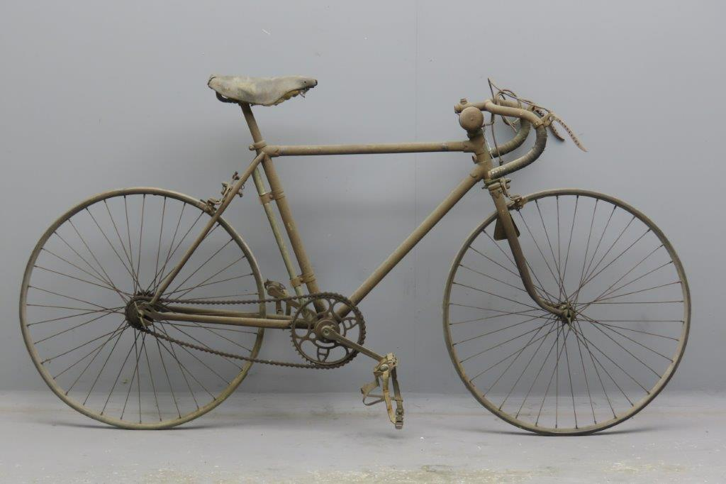 Alcyon racing bicycle 1930s 2911
