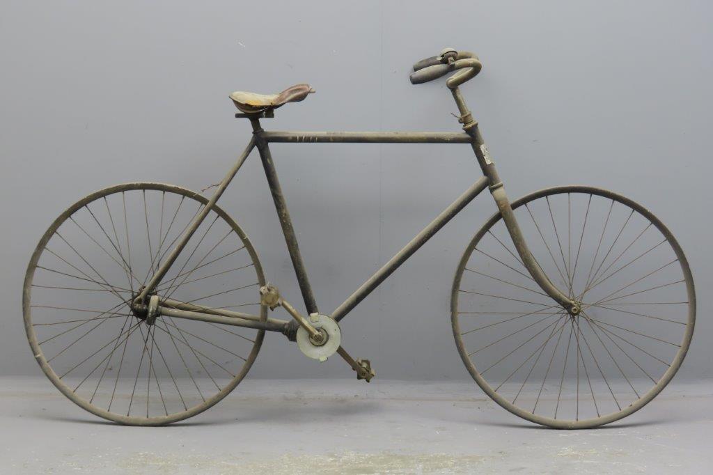 Nonotuck bicycle ca 1900  2011