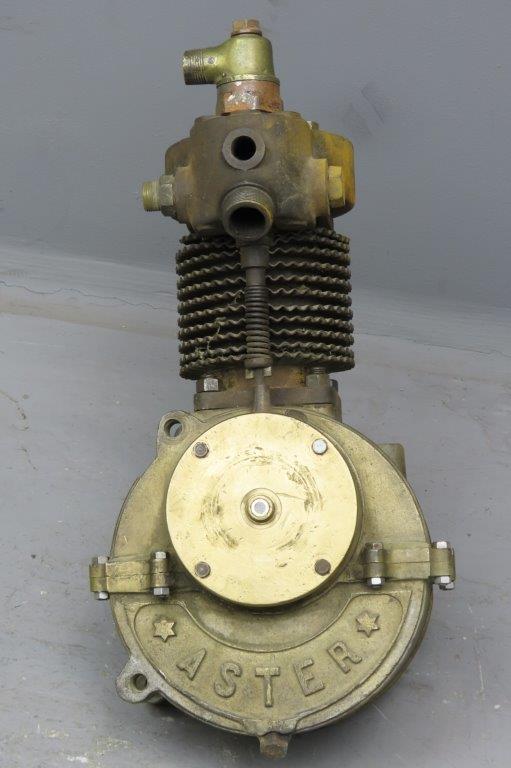 Aster ca 1900 Engine  2912