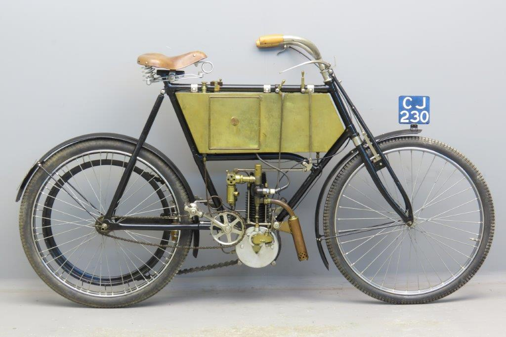 Blackford 1903 210cc 1 cyl aiv  2912