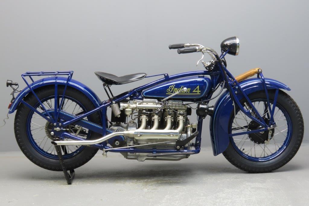 Indian 1928 401 1265cc 4 cyl ioe  2912