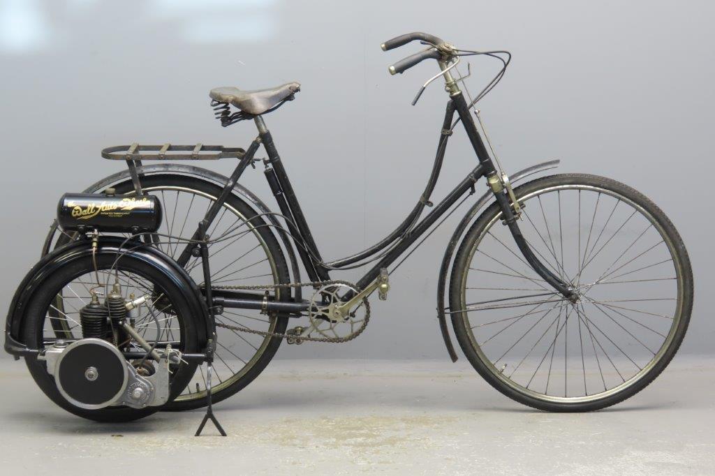 Wall 1914 Autowheel 118cc 1 cyl aiv  2912