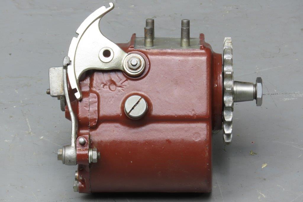 Indian Powerplus gearbox  2912