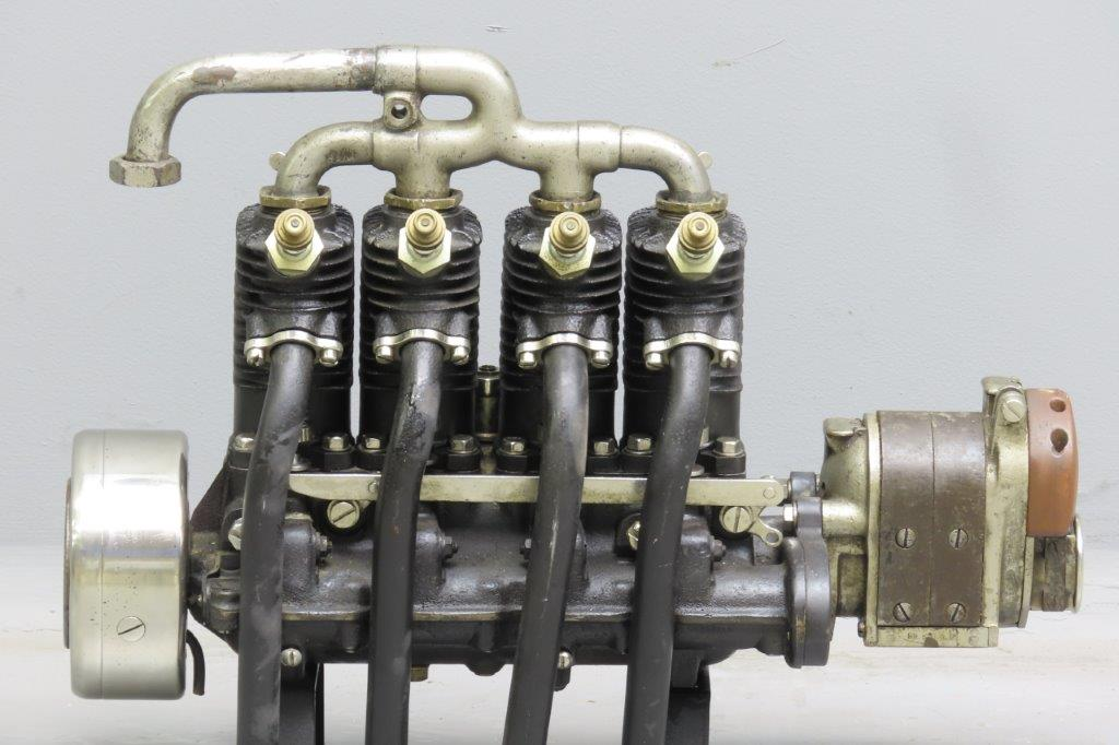 FN 1913 four cyl engine