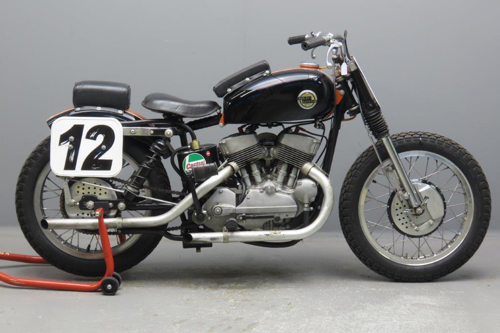 Harley Davidson 1958 KR 744cc 2 cyl sv   3001