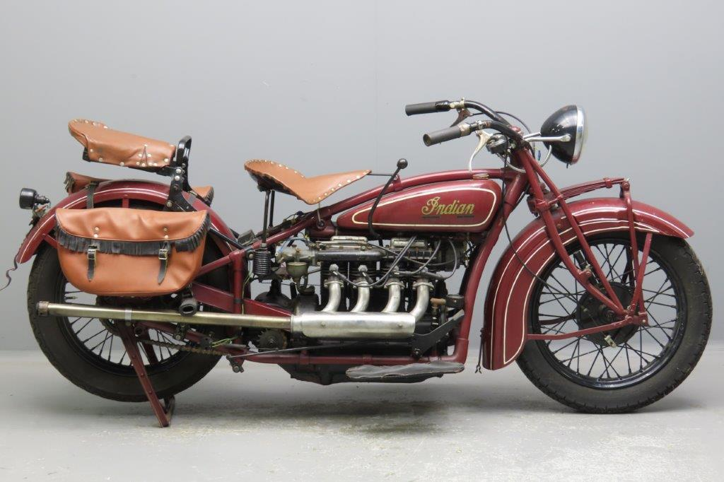 Indian 1929 402 1265cc 4 cyl ioe  3001
