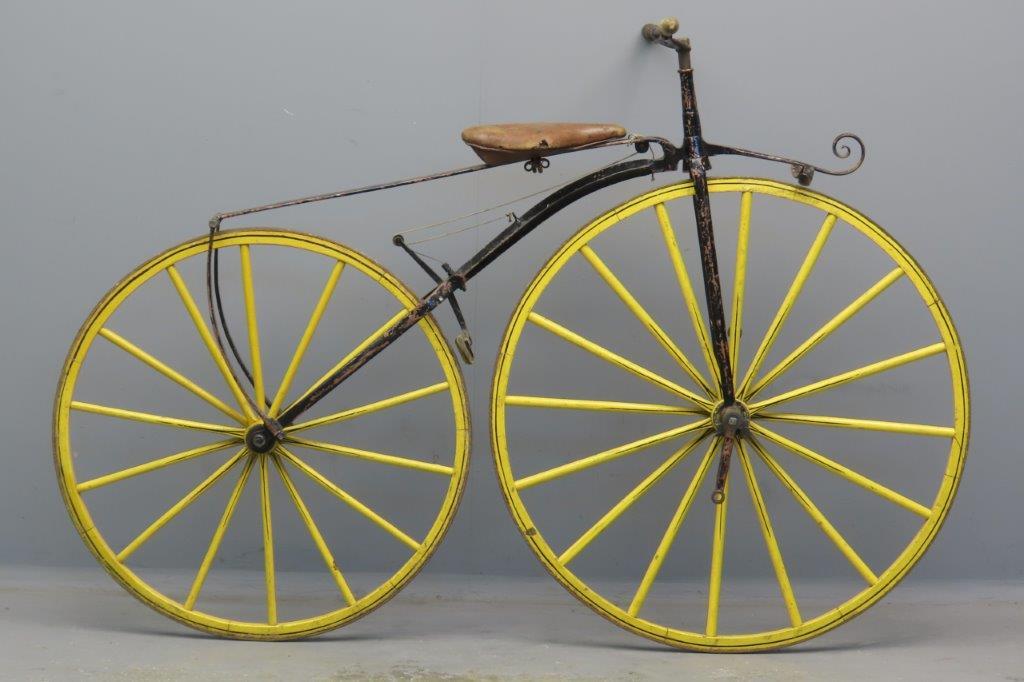 Vélocipède circa 1870  3002