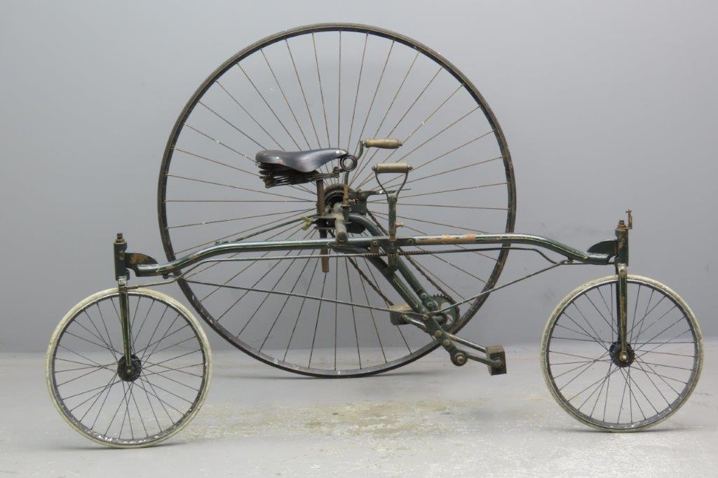 Rudge Rotary tricycle replica  3002