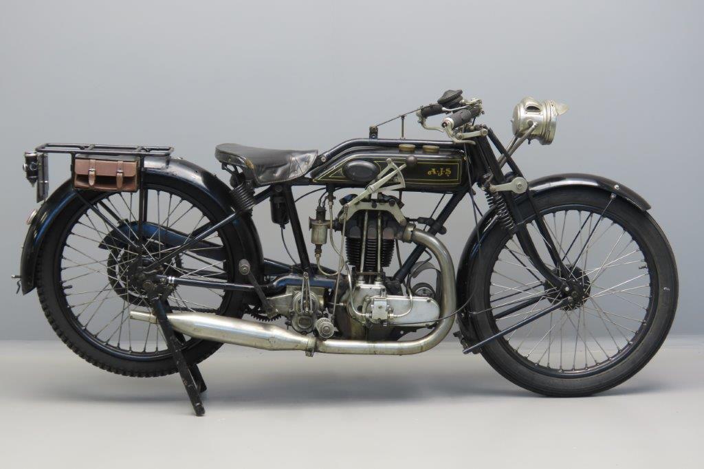 AJS 1928 Model K6 349cc 1 cyl ohv  3003