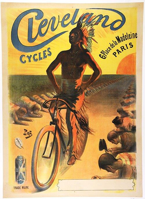 Cleveland Cycles ca 1898  3003