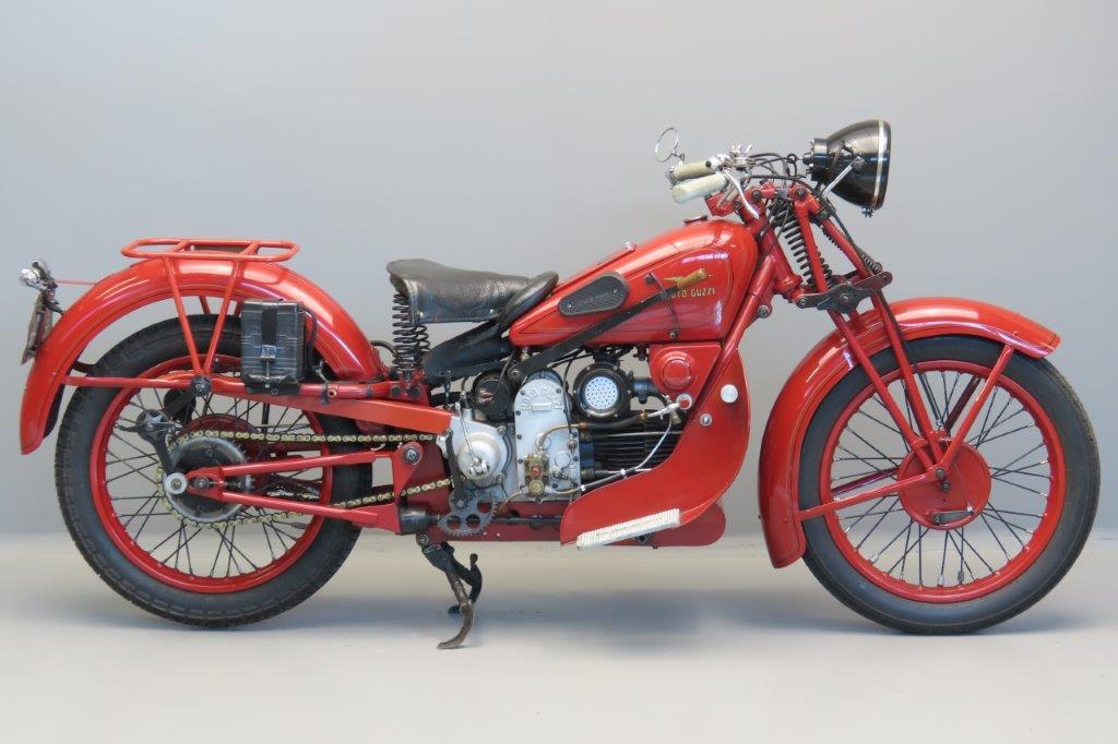 Moto Guzzi 1931 GT2 VT Corsa 500cc 1 cyl ohv  3003