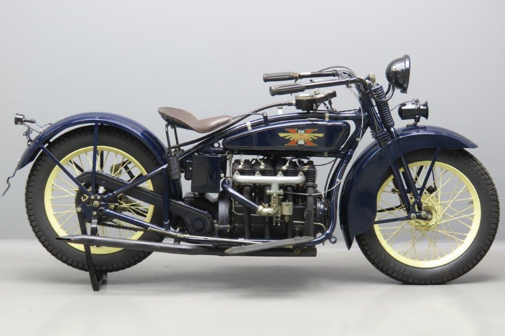 Henderson 1928 De Luxe 1305cc 4 cyl sv  3003