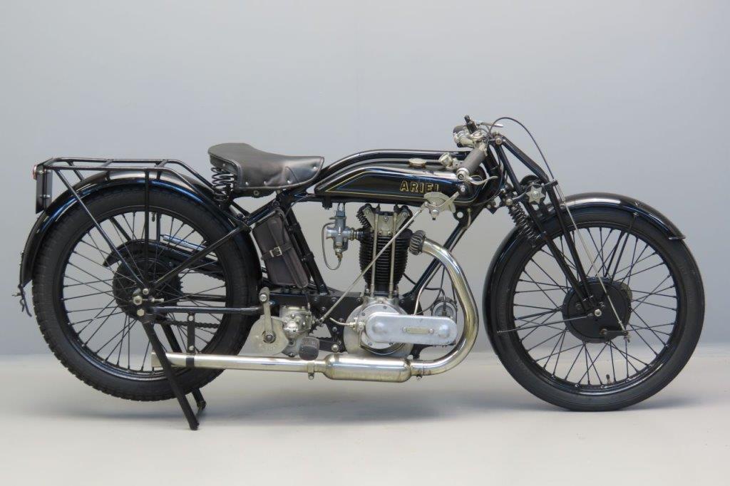 Ariel 1926 model C 497cc 1 cyl ohv  3005