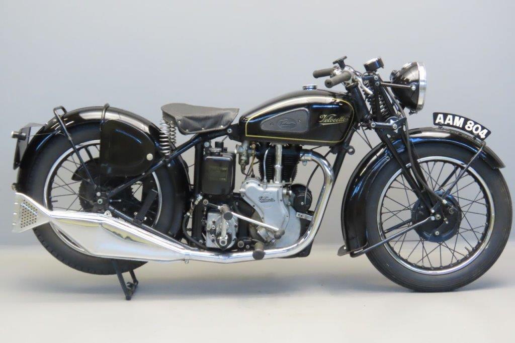 Velocette 1935 MSS 495cc 1 cyl ohv  3005