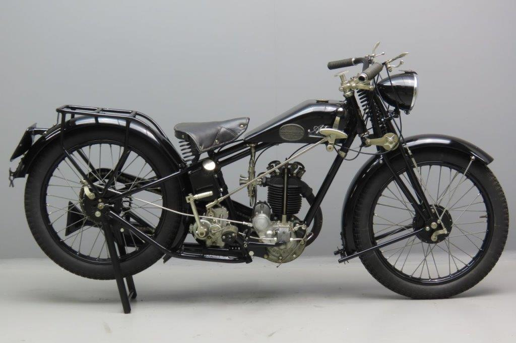 Alcyon 1929 Supersport 250cc 1 cyl ohv   3006