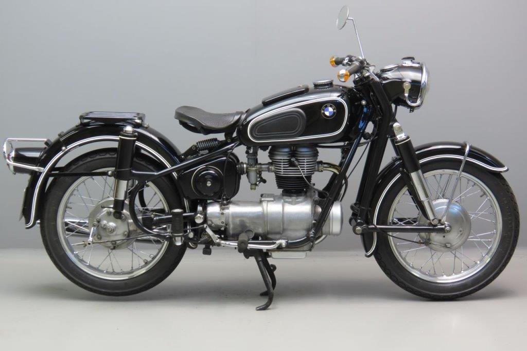 BMW 1959 R26 245cc 1 cyl ohv  3006