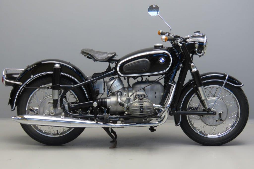 BMW 1966 R50/2 494cc 2 cyl ohv  3006