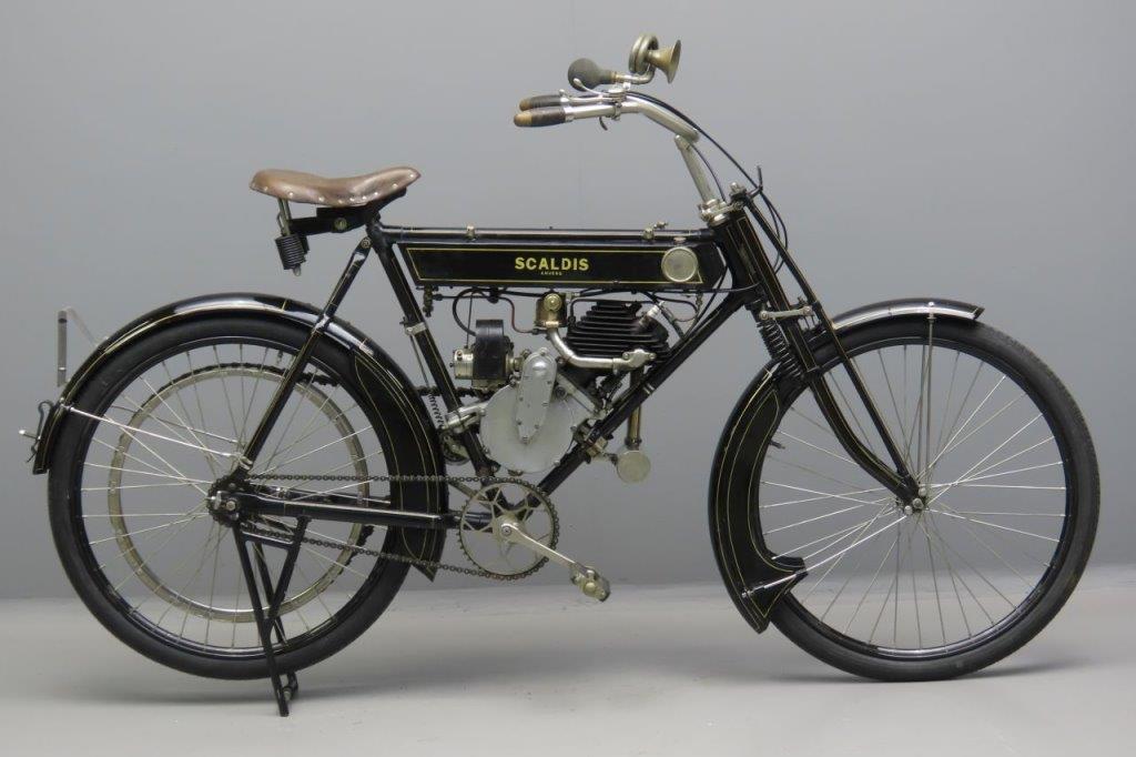 Scaldis 1913 290cc 1 cyl sv 3006