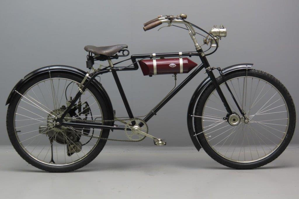 Opel 1920 Motorfahrrad 140cc 1 cyl aiv  3006
