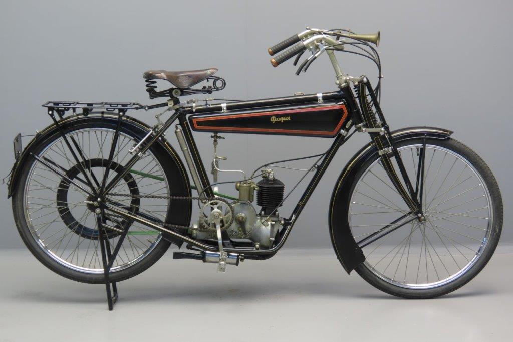 Peugeot 1924 CM1 110cc 1 cyl ts  3006