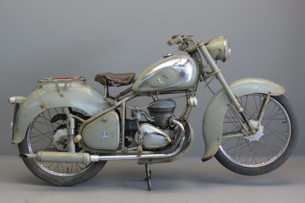 Peugeot 1953 55TCL 123cc 1 cyl ts  3006