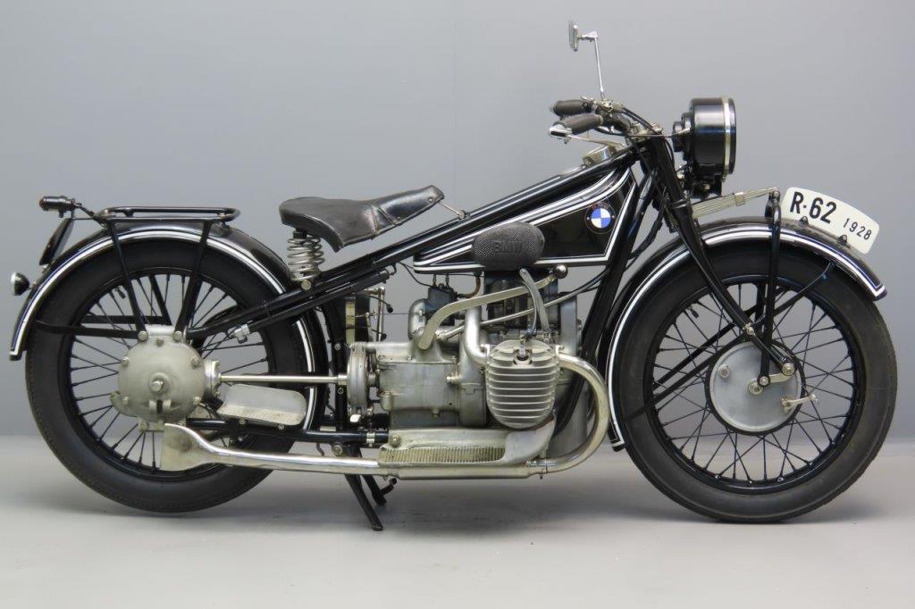 BMW 1928 R62 750cc 2 cyl sv  3006