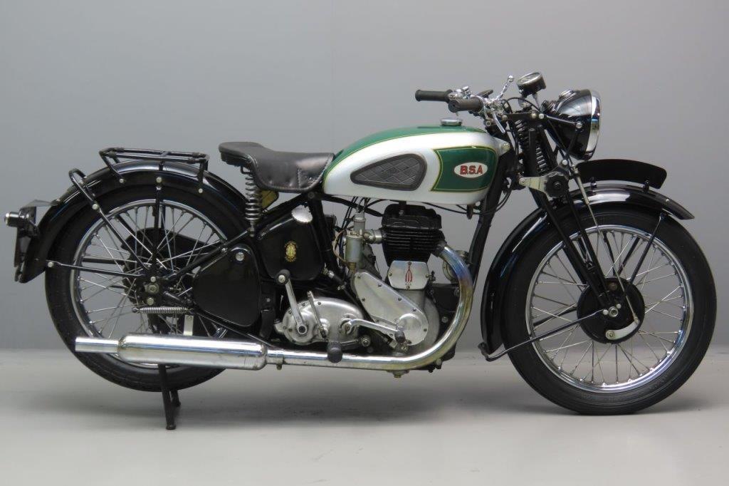BSA 1940 M20 496cc 1 cyl sv  3007
