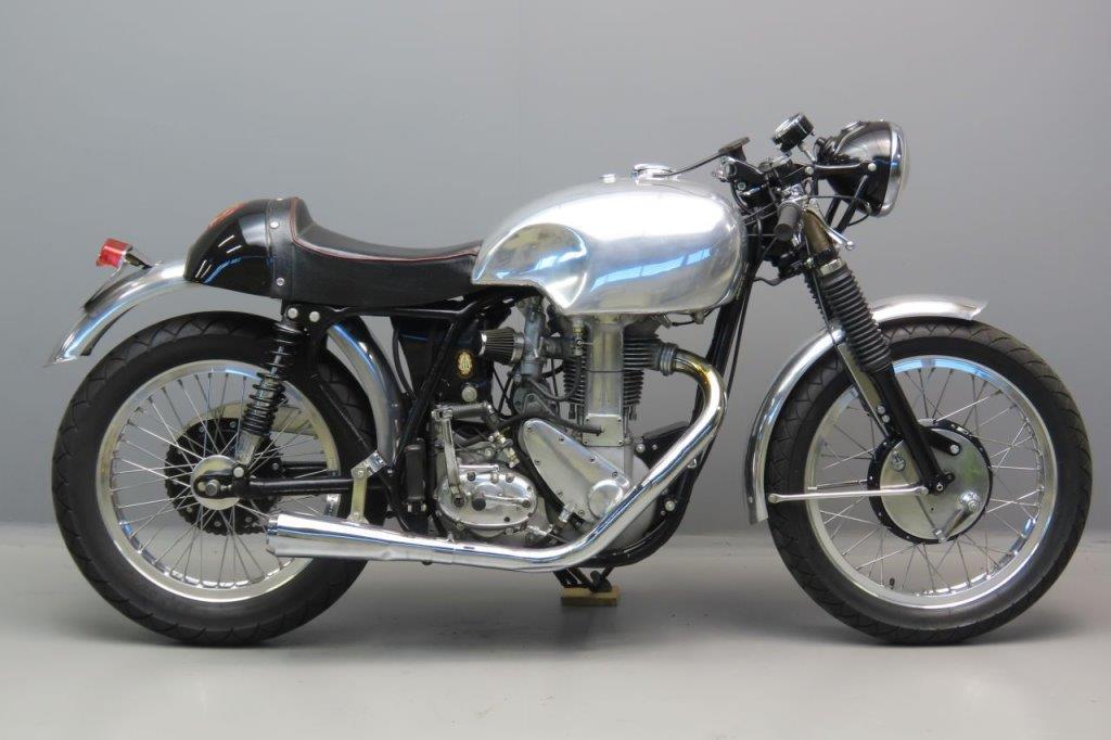 BSA 1952 Gold Star 496cc 1 cyl ohv  3007