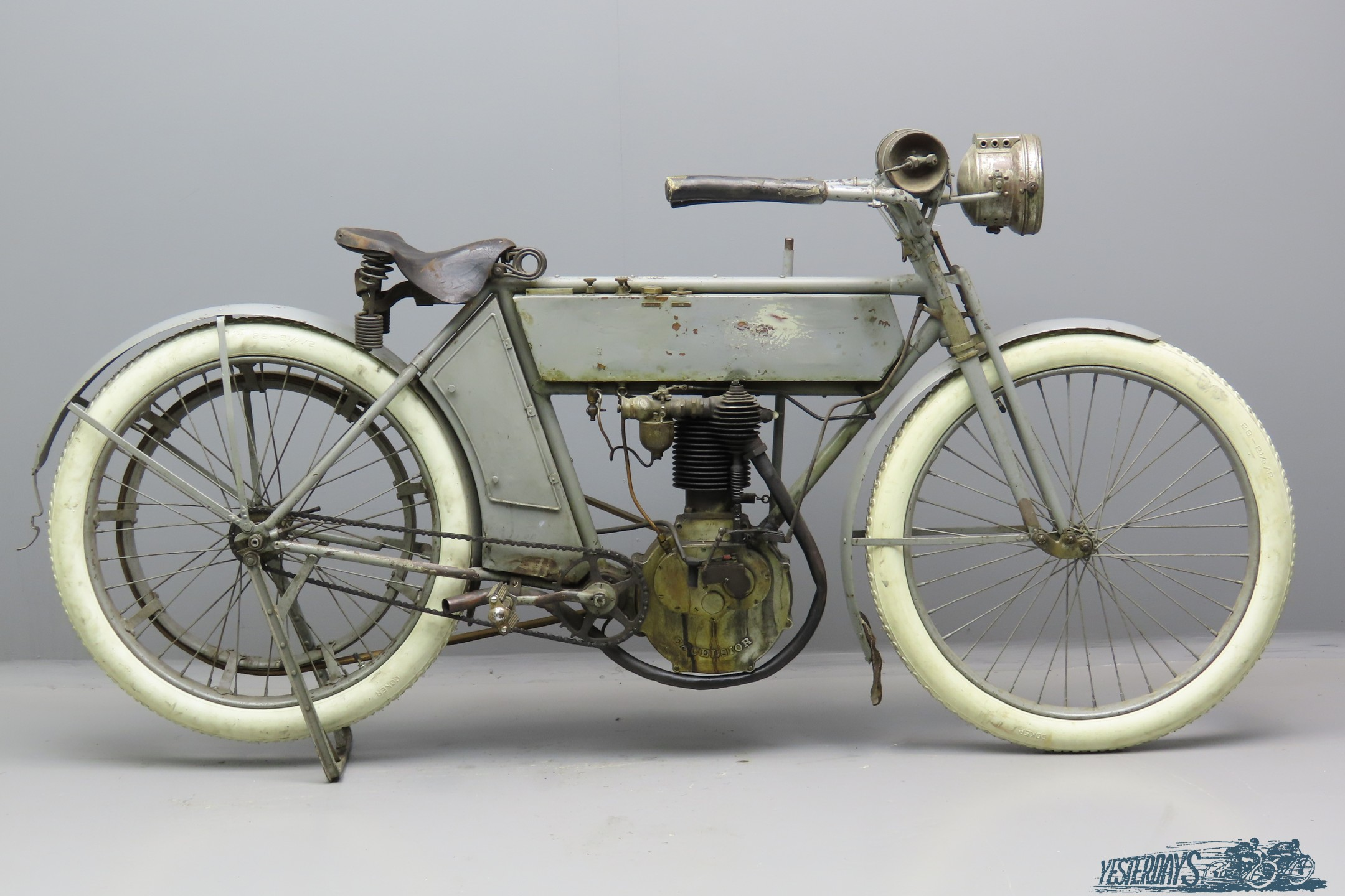 Excelsior 1910 499cc 1 cyl aiv  3007