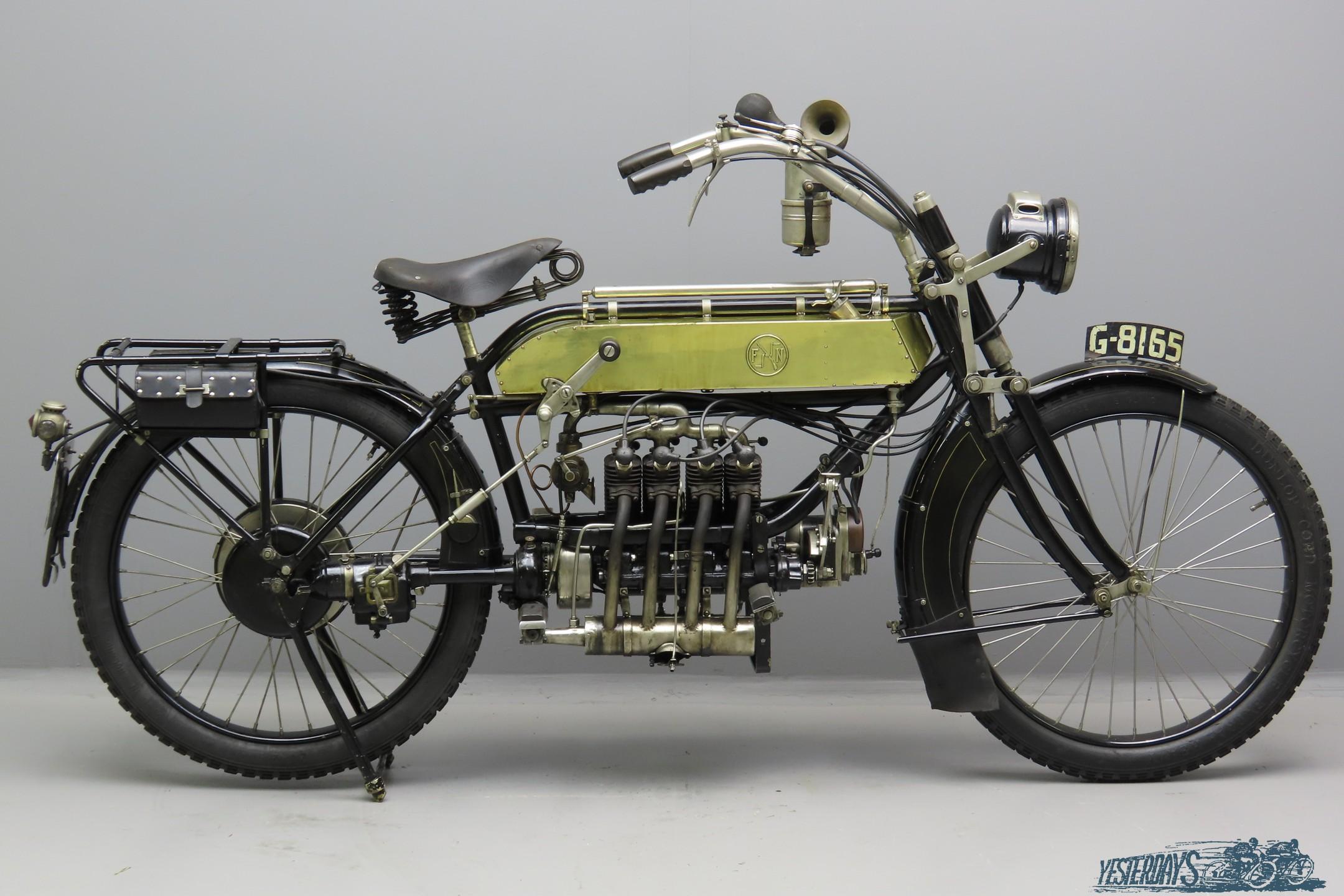 FN 1913 four cyl 498cc aiv  3007