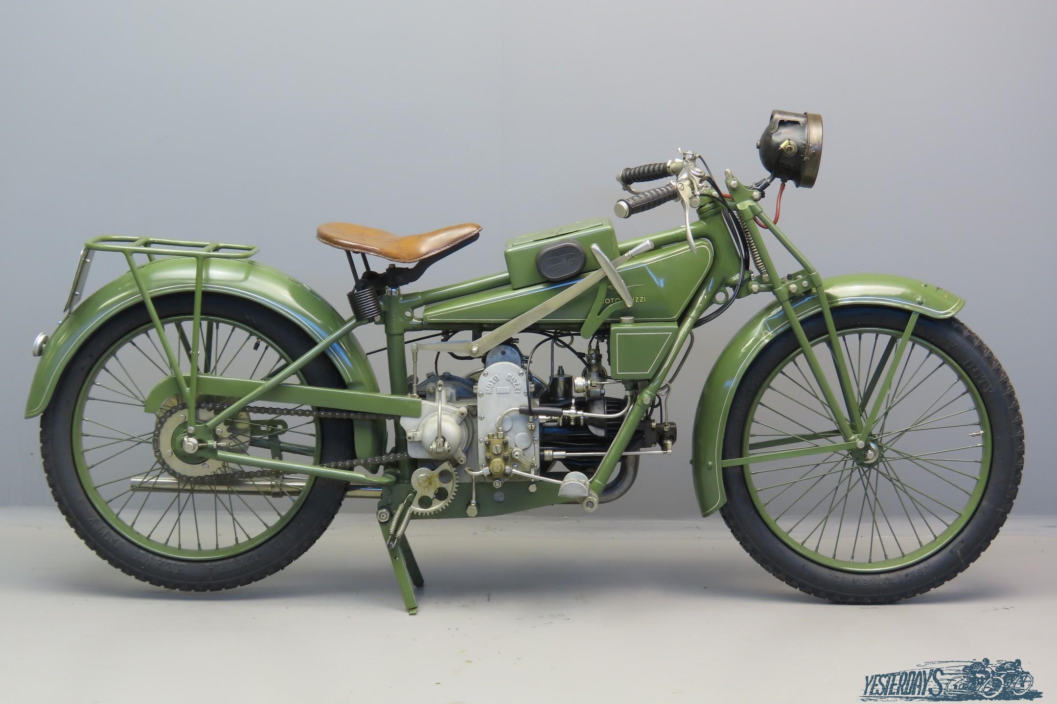 Moto Guzzi 1923 Sport 498cc 1 cyl ioe  3007