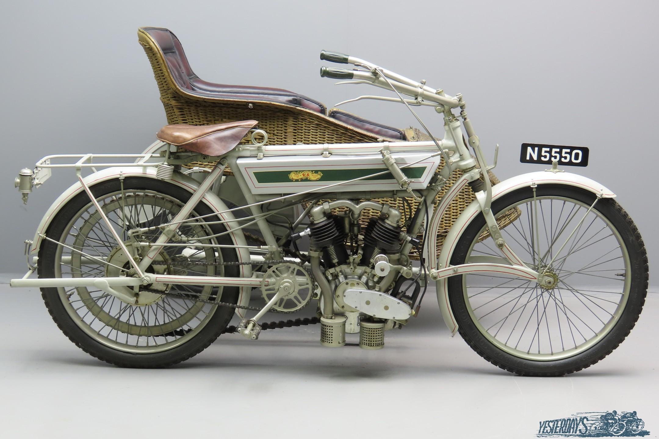 Vindec Special 1909 663cc 2 cyl aiv 3007