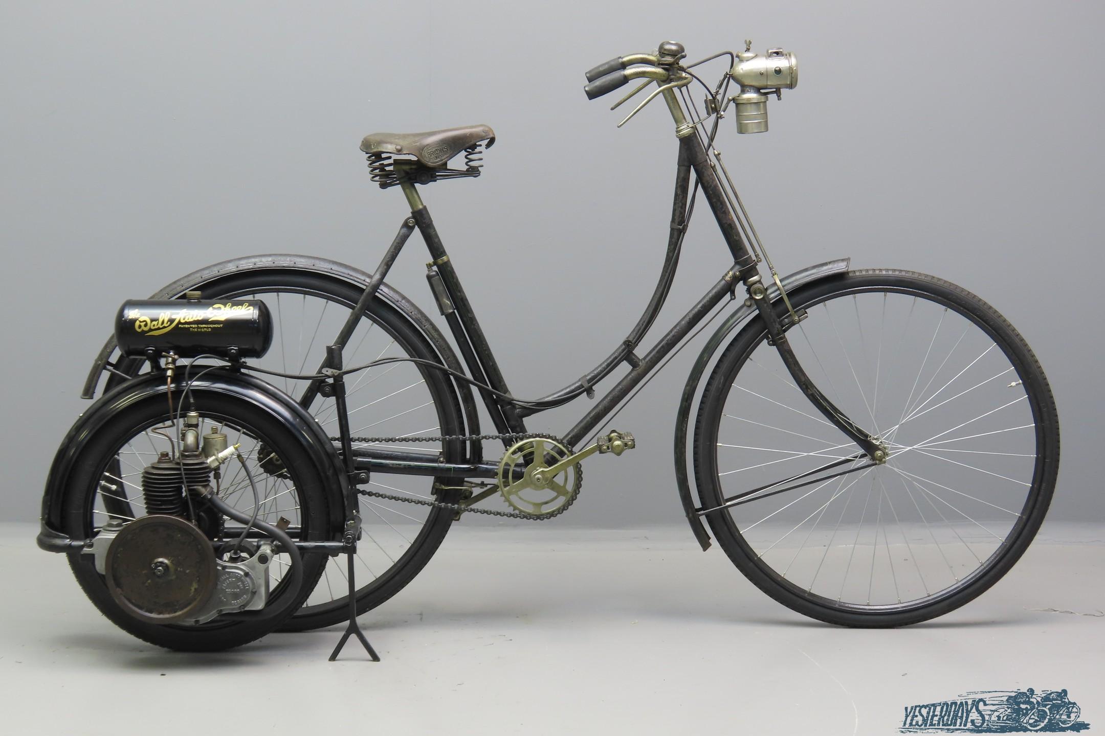 Wall 1913 Autowheel 116cc 1cyl aiv  3007