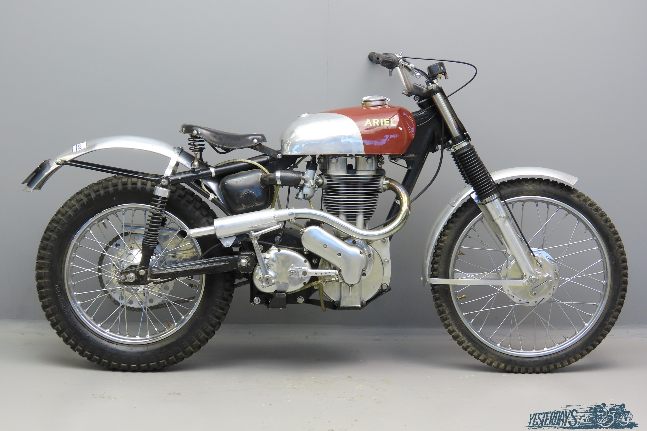 Ariel 1958 Trials 497cc 1 cyl ohv  3009