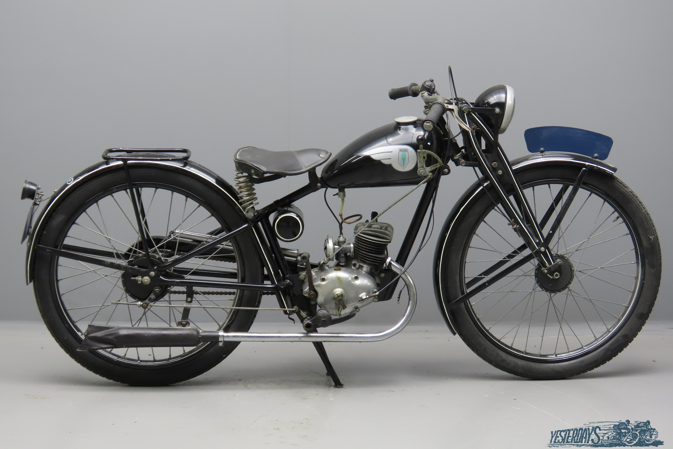 DKW 1937 RT 98cc 1 cyl ts  3009