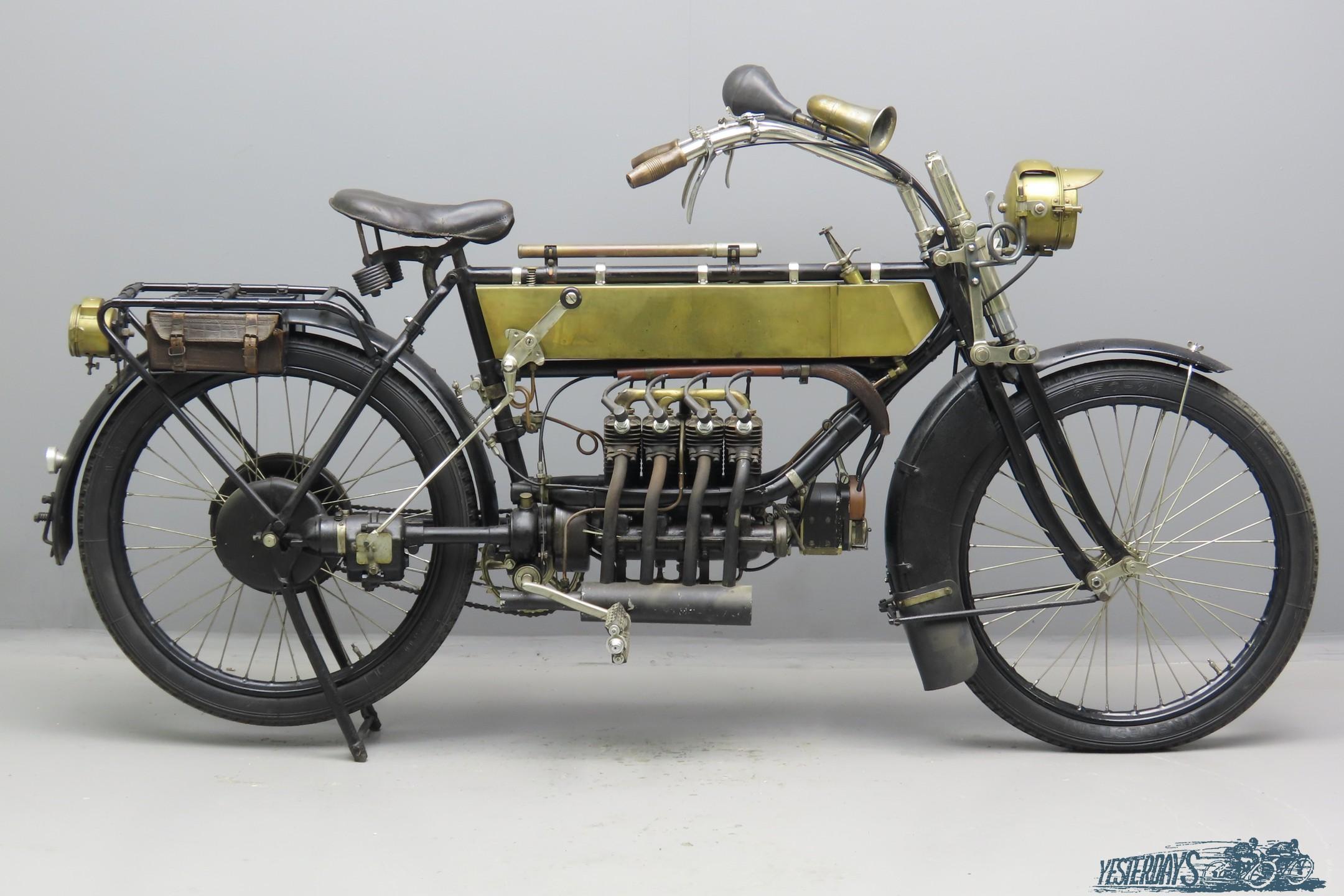 FN 1912 498cc 4 cyl aiv  3010