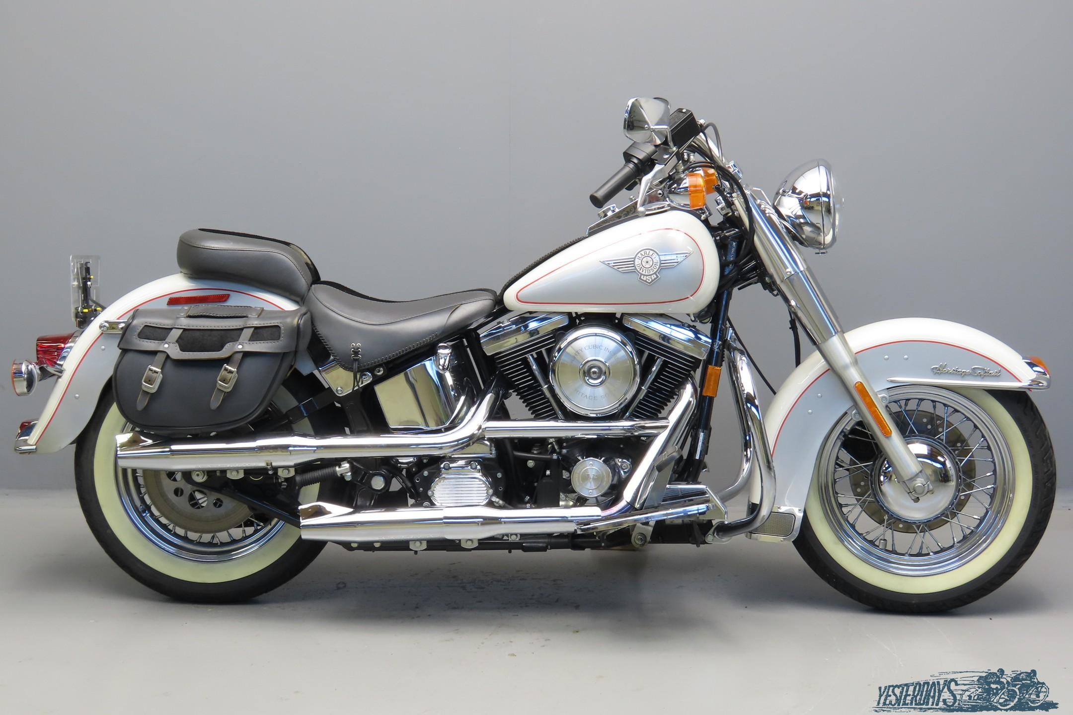 Harley Davidson 1994 Heritage Nostalgia 3010