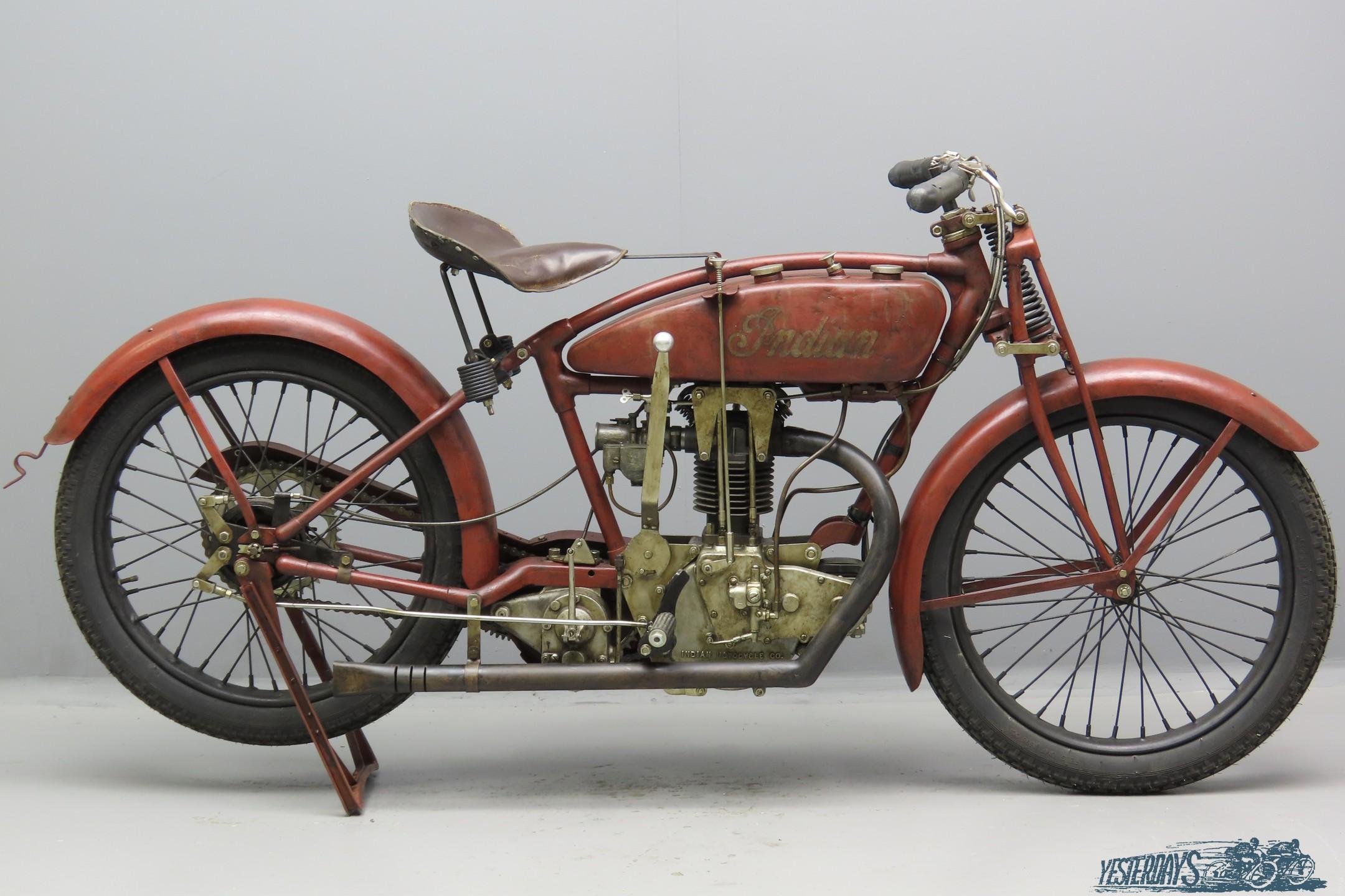 Indian 1926 Prince Sport  349cc 1 cyl ohv  3010